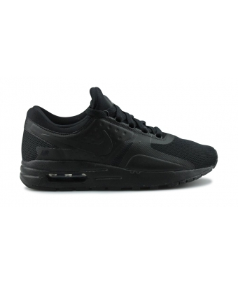 NIKE AIR MAX ZERO ESSENTIAL JUNIOR NOIR 881224-006