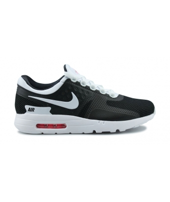 NIKE AIR MAX ZERO ESSENTIAL NOIR 876070-010