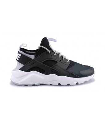 NIKE AIR HUARACHE RUN ULTRA NOIR 819685-014