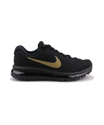 NIKE AIR MAX 2017 JUNIOR NOIR 851622-010