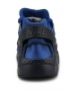 NIKE HUARACHE RUN JUNIOR BLEU 654275-412