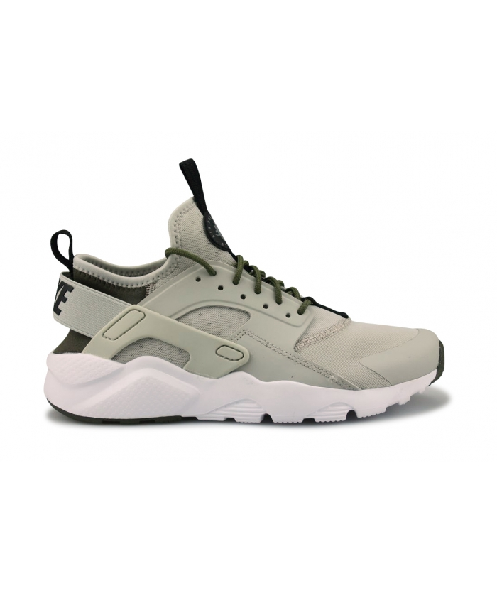 NIKE AIR HUARACHE RUN ULTRA JUNIOR GRIS PALE 847569-019