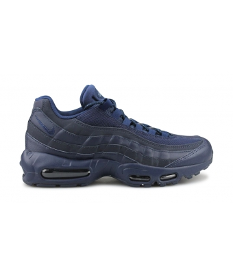 NIKE AIR MAX 95 ESSENTIAL BLEU 749766-407