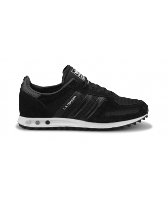 Adidas Originals L.A Trainer JUNIOR NOIR BY9501