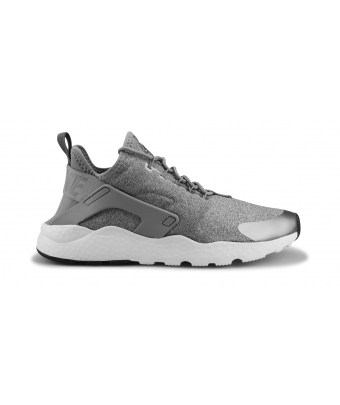 WMNS NIKE AIR HUARACHE RUN ULTRA SE GRIS 859516-009