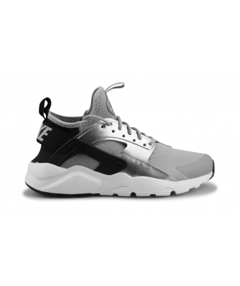 NIKE AIR HUARACHE RUN ULTRA JUNIOR NOIR 847568-009