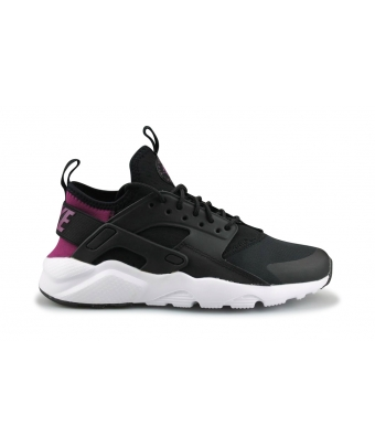 NIKE AIR HUARACHE RUN ULTRA JUNIOR NOIR 847568-008