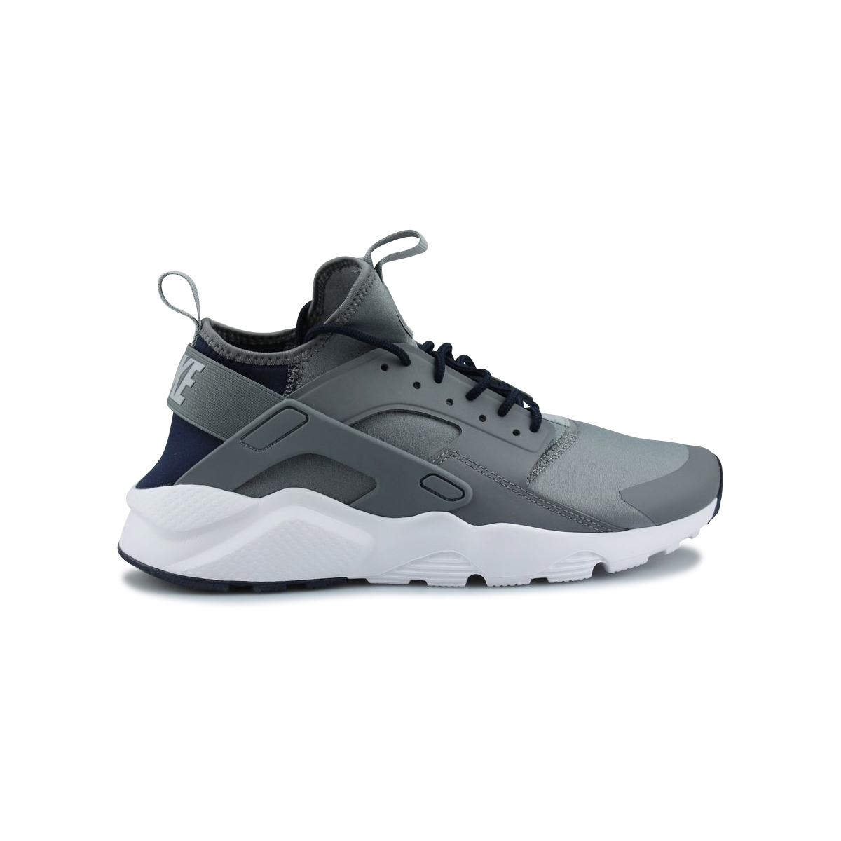 NIKE AIR HUARACHE RUN ULTRA GRIS FRAIS 819685,013