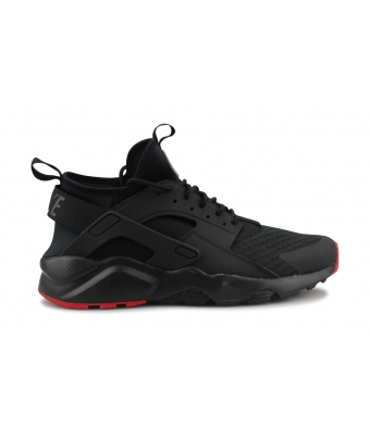 NIKE AIR HUARACHE RUN ULTRA NOIR 819685-012