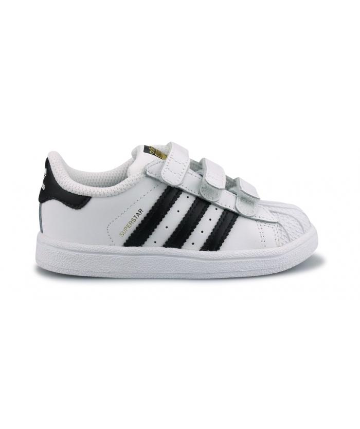 Adidas Originals SUPERSTAR BEBE BLANC BZ0418
