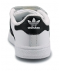 Adidas Originals SUPERSTAR BEBE BLANC BZ0418