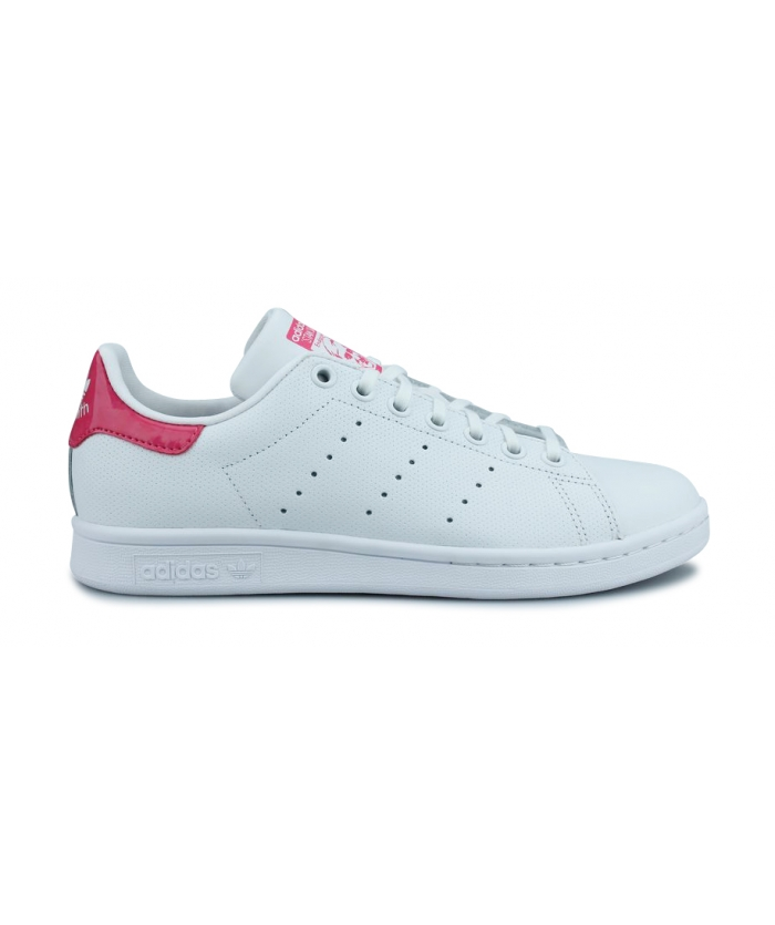 Adidas Originals Stan Smith Junior blanc DB1207