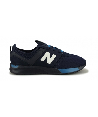 NEW BALANCE KL247C2G JUNIOR BLEU