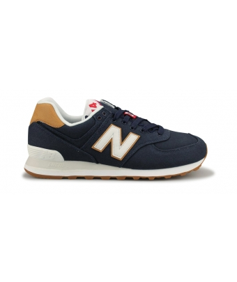 NEW BALANCE ML574YLC BLEU