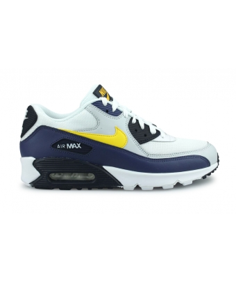 NIKE AIR MAX 90 ESSENTIAL BLANC AJ1285-101