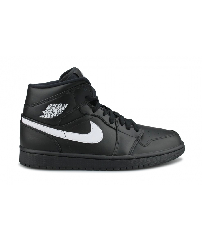 AIR JORDAN 1 MID NOIR 554724-049