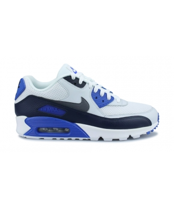 NIKE AIR MAX 90 ESSENTIAL BLANC 537384-421