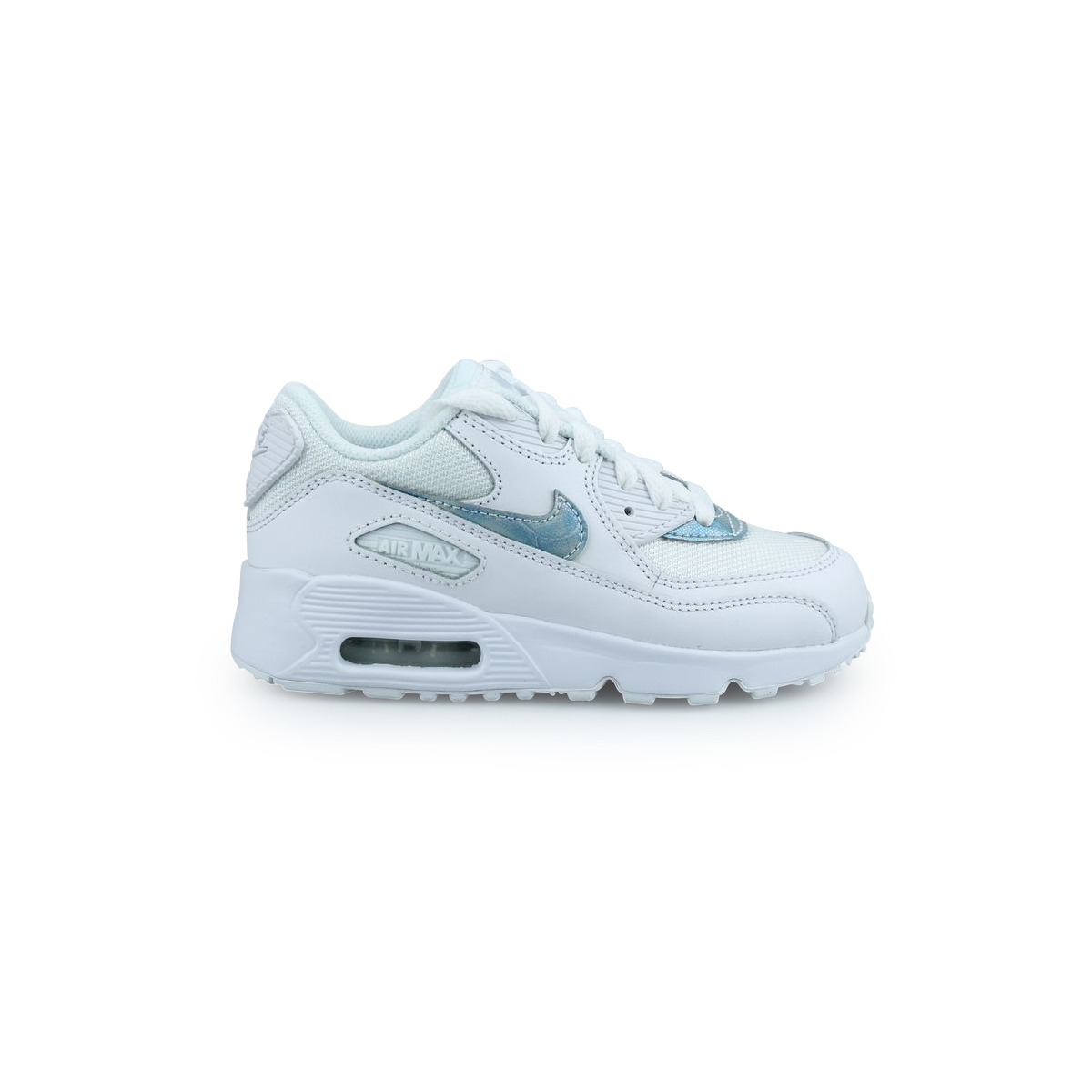 Nike Air Max 90 Mesh enfant Blanc 833420-111 j1xtZAxz8r