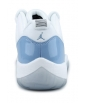 AIR JORDAN 11 RETRO LOW BLANC 528895-106