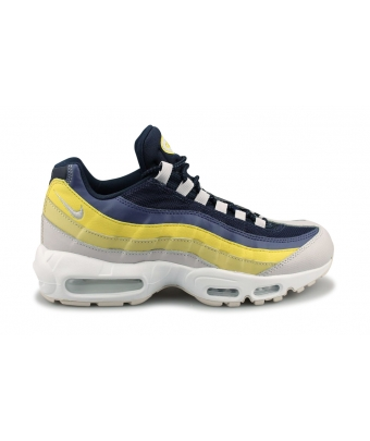 NIKE AIR MAX 95 ESSENTIAL BLANC 749766-107