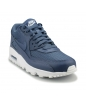 NIKE AIR MAX 90 MESH JUNIOR BLEU 833418-409