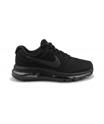 NIKE AIR MAX 2017 JUNIOR NOIR 851622-004