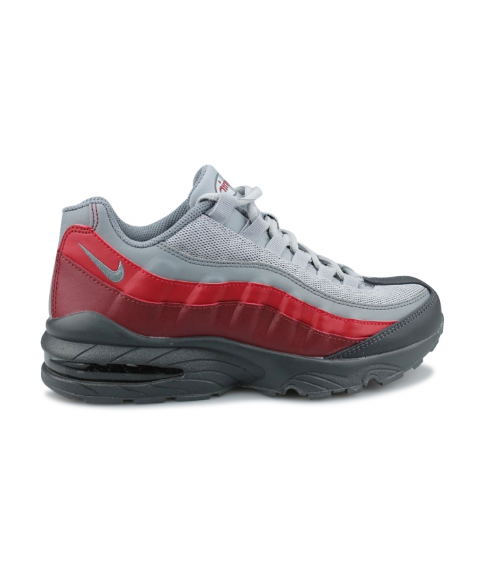 NIKE AIR MAX 95 JUNIOR GRIS 905348-008