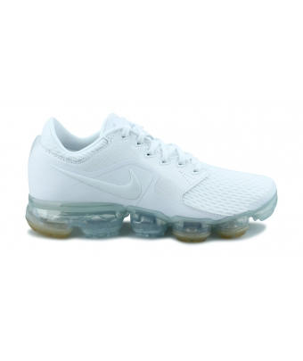 NIKE AIR VAPORMAX JUNIOR BLANC 917963-101