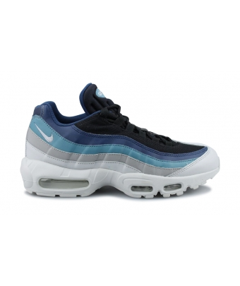 NIKE AIR MAX 95 ESSENTIAL PLATINE 749766-026