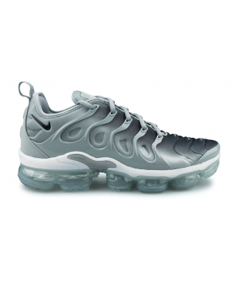 NIKE AIR VAPORMAX PLUS GRIS LOUP 924453-007