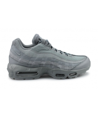 NIKE AIR MAX 95 ESSENTIAL GRIS FRAIS 749766-012