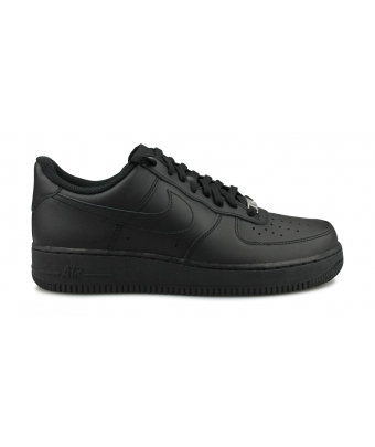 NIKE AIR FORCE 1 LOW 07 NOIR 315122-001