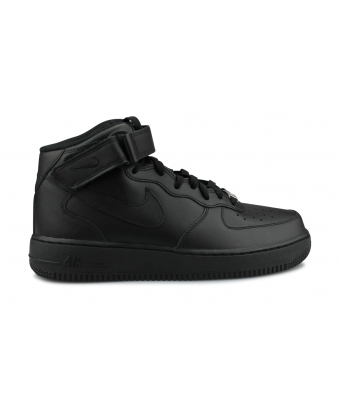 NIKE AIR FORCE 1 MID 07 NOIR 315123-001