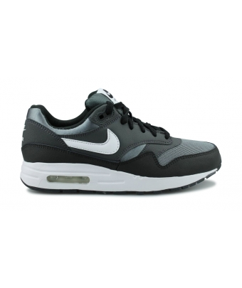 NIKE AIR MAX 1 JUNIOR NOIR 807602-009