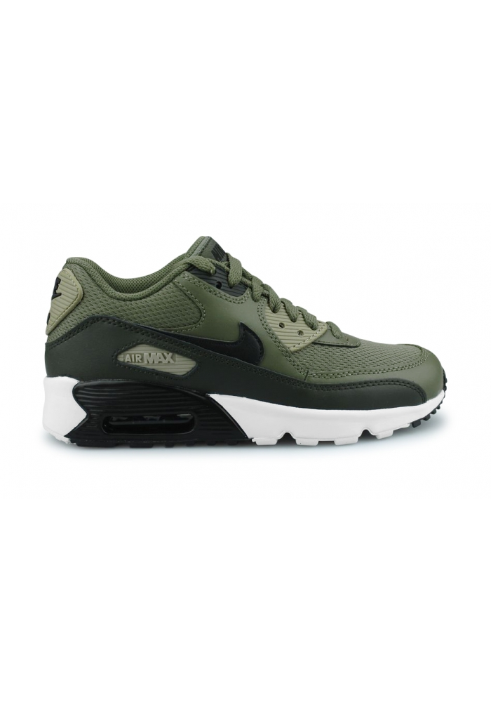 the latest f660d 7855a NIKE AIR MAX 90 MESH JUNIOR OLIVE 833418-201