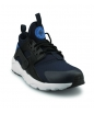 NIKE HUARACHE RUN ULTRA ENFANT BLEU 859593-410