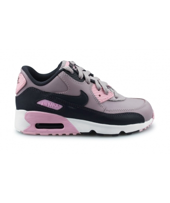 NIKE AIR MAX 90 LTR ENFANT ROSE 833377-602