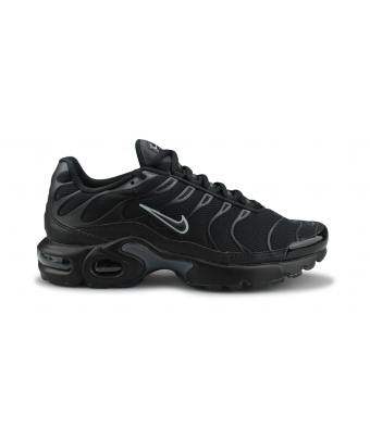 NIKE AIR MAX PLUS JUNIOR NOIR 655020 053