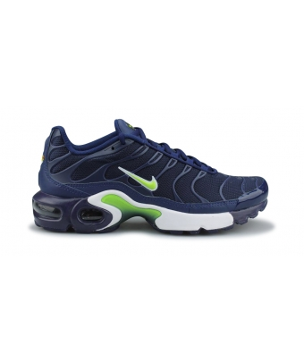 AIR MAX PLUS TN TUNED JUNIOR BLEU 655020-421