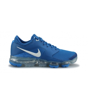 NIKE AIR VAPORMAX JUNIOR BLEU 917963-402