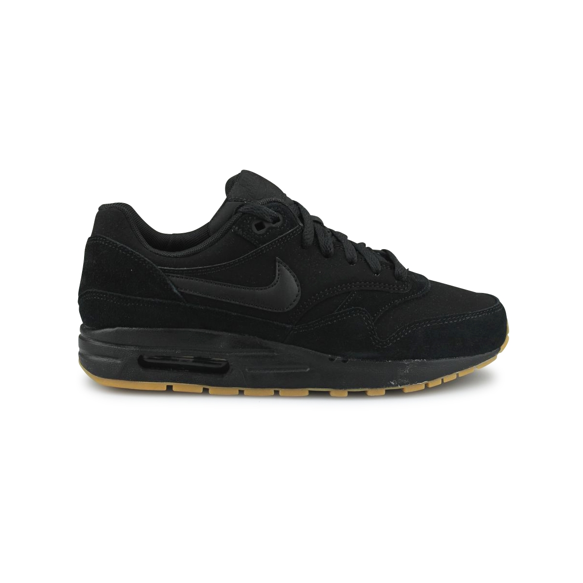 NIKE AIR MAX 1 JUNIOR NOIR 807602-008. Loading zoom
