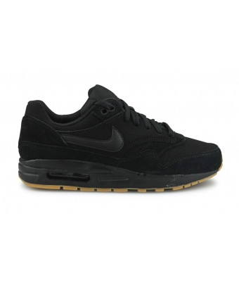 NIKE AIR MAX 1 JUNIOR NOIR 807602-008