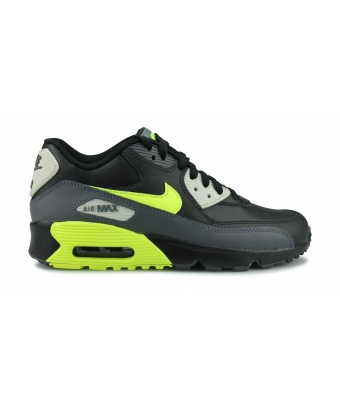 NIKE AIR MAX 90 LTR JUNIOR GRIS FONCE 833412-023