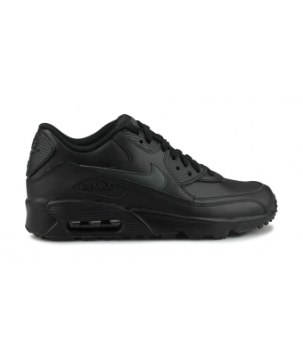 NIKE AIR MAX 90 LTR JUNIOR NOIR 833412-022