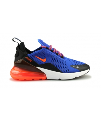 NIKE AIR MAX 270 JUNIOR BLEU 943345-401