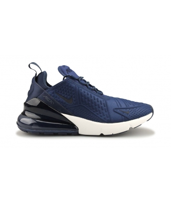 NIKE AIR MAX 270 SE JUNIOR BLEU MARINE AJ7372-400