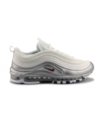 NIKE AIR MAX 97 QS BLANC AT5458-100