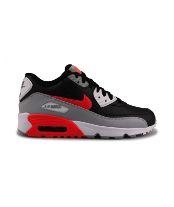NIKE AIR MAX 90 LTR JUNIOR NOIR 833412-024