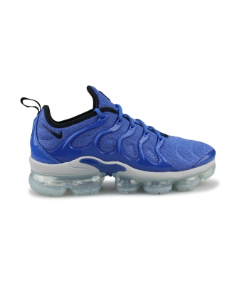 NIKE AIR VAPORMAX PLUS BLEU 924453-404