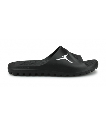 JORDAN SUPER FLY TEAM SLIDE NOIR 716985-011